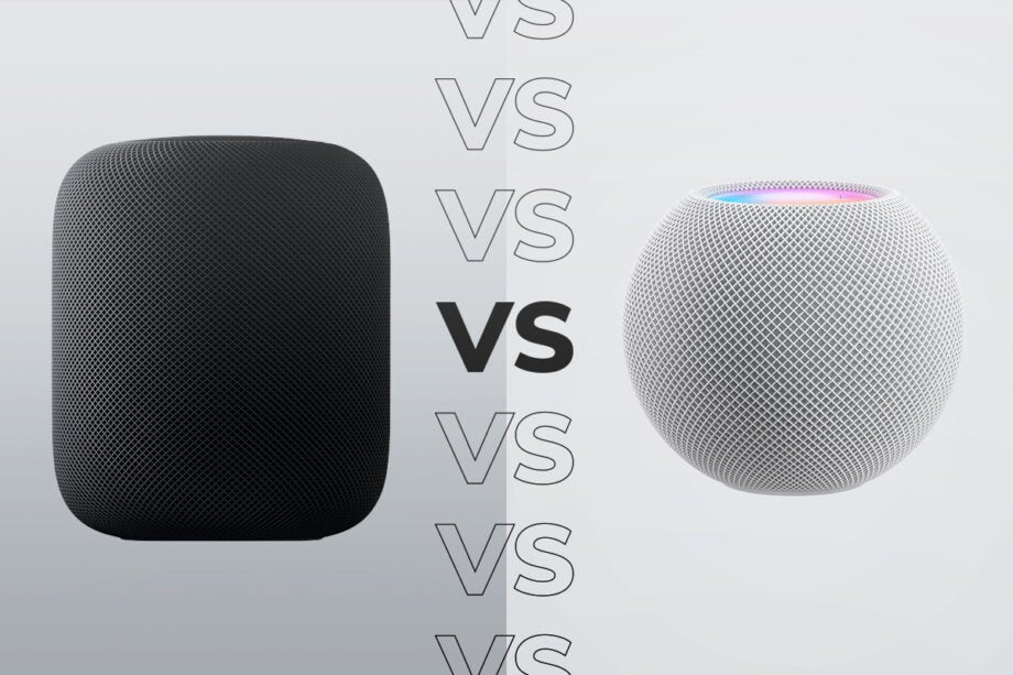 homepod vs homepod mini